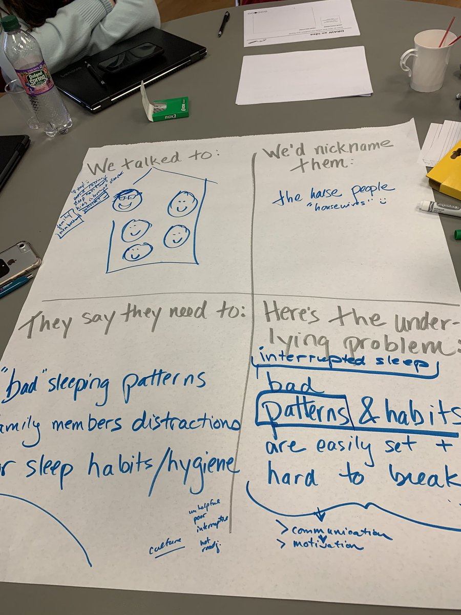 Today some amazing educators were empathizing, identifying problems, ideating, prototyping and testing their solutions.After months of planning with @artdabbler13 the @NJECC Design Thinking Symposium was a hit.  #njecc2020 #dtk12chat<br>http://pic.twitter.com/7gGQpmZo9M