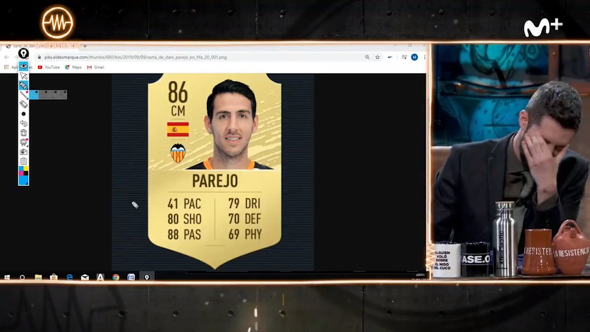 FIFA vs Dani Parejo