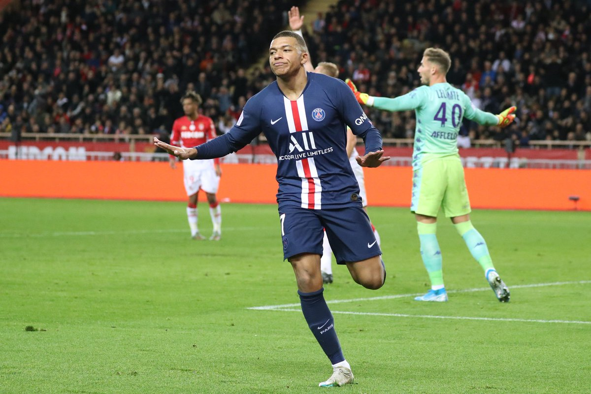 Video: Monaco vs PSG Highlights