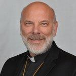 Image for the Tweet beginning: The Most Reverend Kenneth Nowakowski