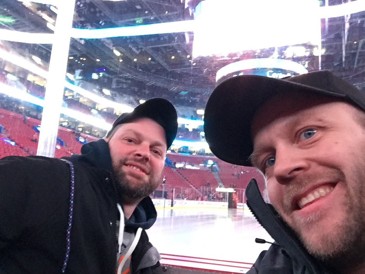 Cool dads at Habs Game... we deserve a break  Go Habs Go #Habselfie <br>http://pic.twitter.com/VCRYqNS5pS