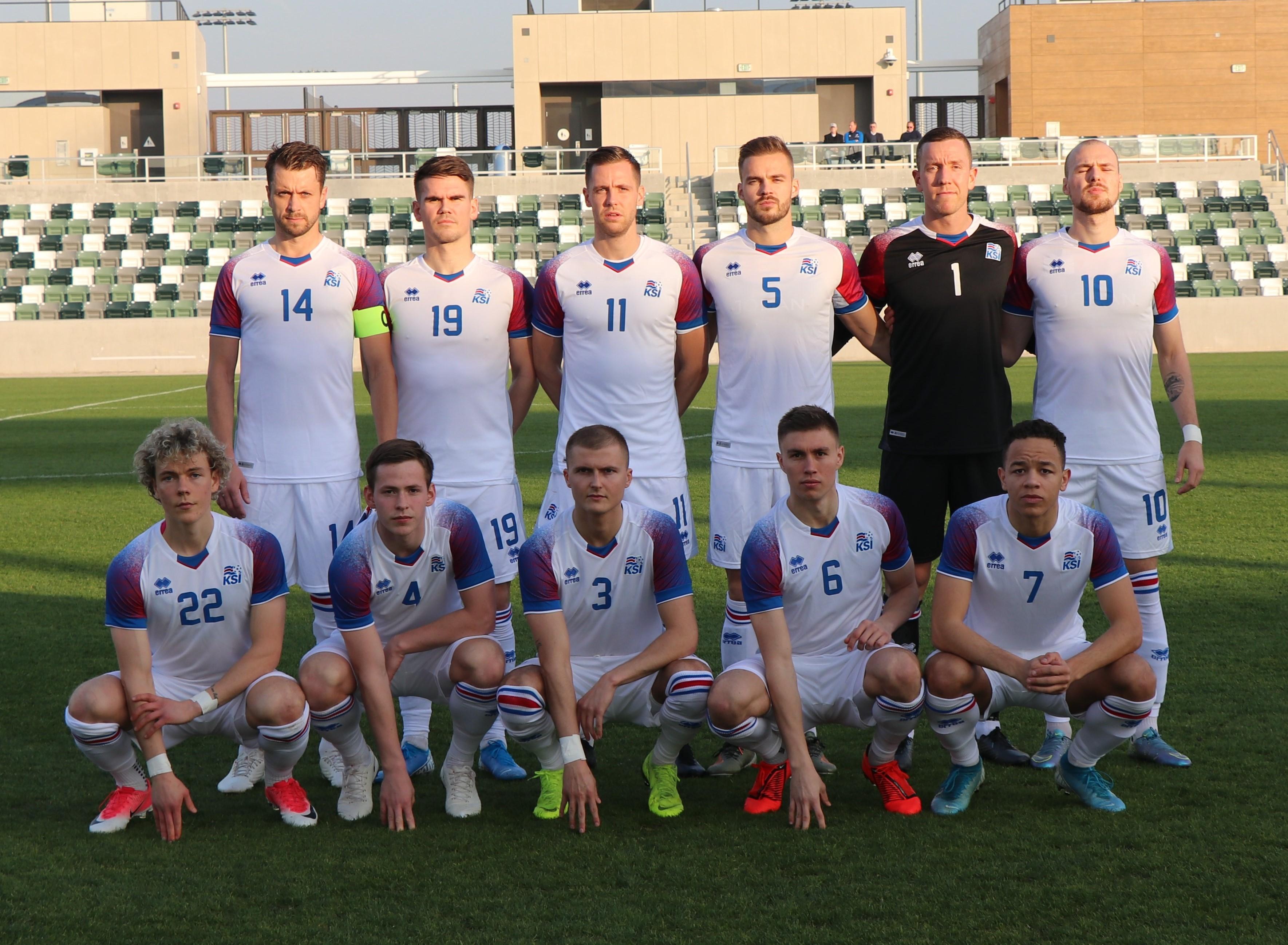 Juego amistoso contra Islandia el domingo 19 de enero del 2020. EOXG4NmU8AAe6dR?format=jpg&name=4096x4096