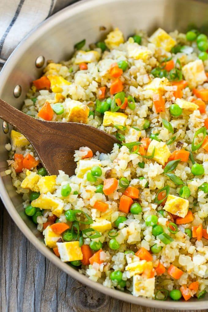 Рисовая диета блюда