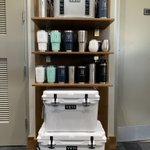 Image for the Tweet beginning: All new Yeti display in