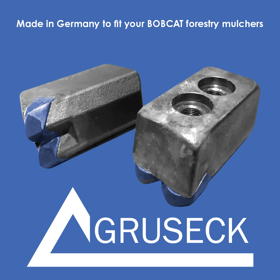 These are made for your BOBCAT forestry mulchers. Get a hold of us today! http://grusecktools.com  info@grusecktools.com  #gruseck #grusecktools #brazingisamazing #germanmanufacturing #germanengineering #bigjobs #carbide #ideaspic.twitter.com/yYiK1e25T1