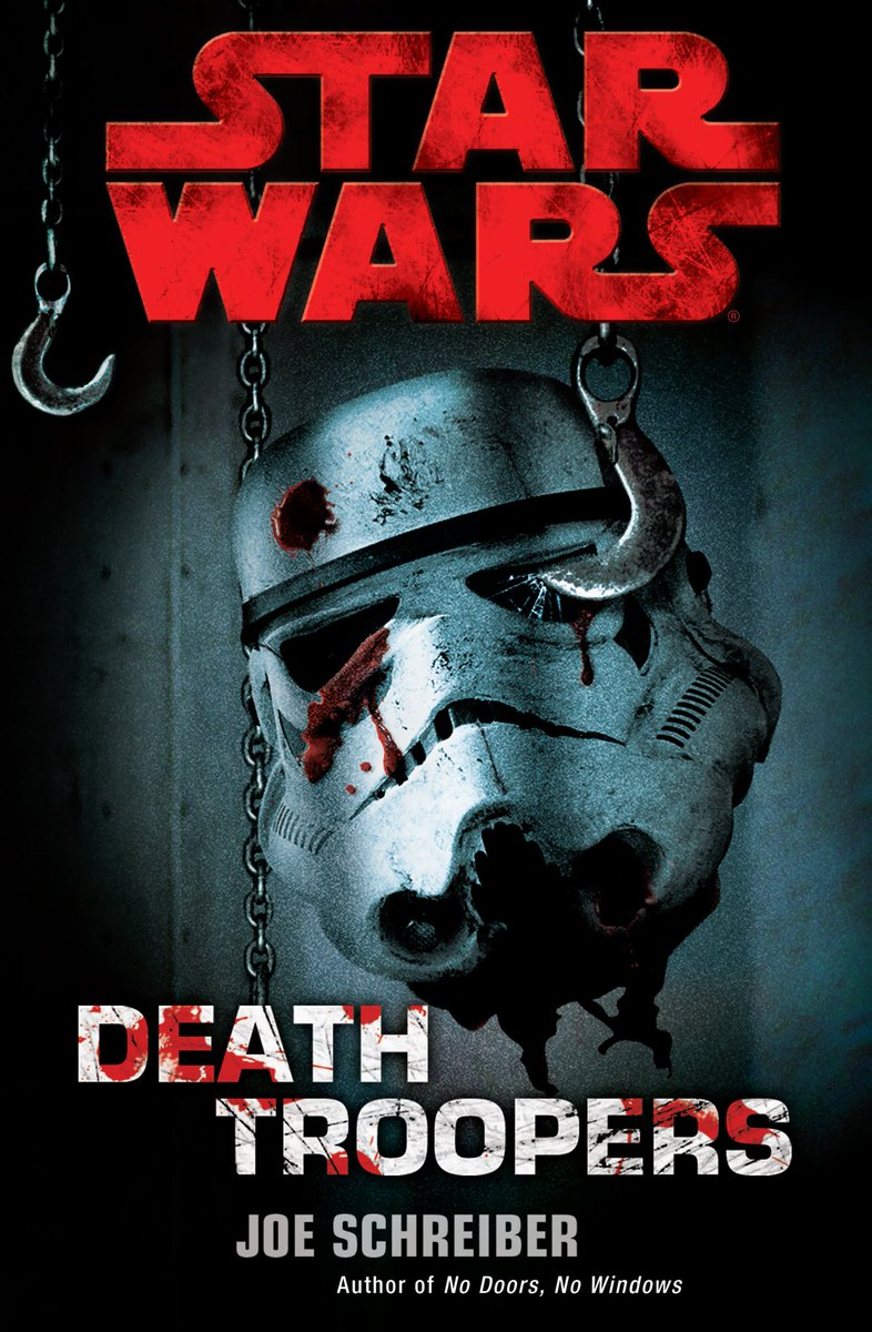 For me I'd want to see a Star Wars horror picture like the Death Troopers novel. pic.twitter.com/aWqloqWB9i