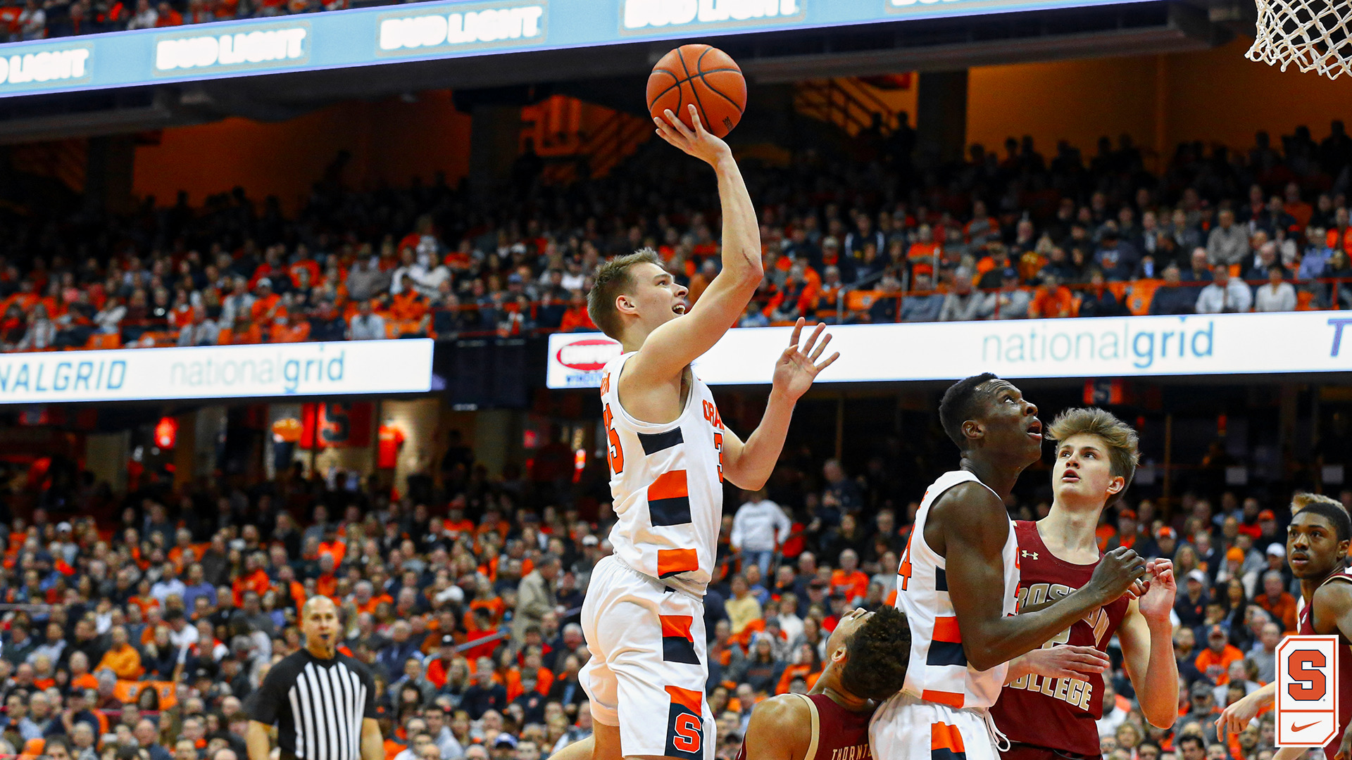 ORANGE GAME DAY: Syracuse takes on Boston College at Carrier Dome tonight (preview & info)