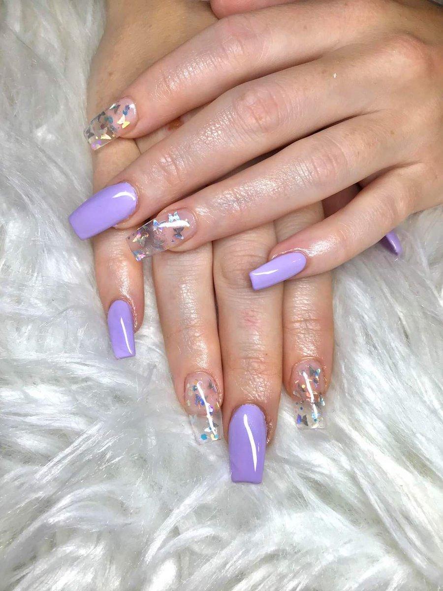 #lavander #purplenails #butterflies #nailart #naildesigns #claws #clearnails #im #irenemcgee #beautybyirene #indianapolis #indiana #indynails #travelingnailtech #travelingstylist #personalstylist #celebritynailtech #nycnails #bronxnails #denver #colorado #vibespic.twitter.com/tmkyN1Hbxd