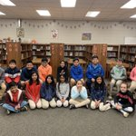Image for the Tweet beginning: Congratulations to our Spelling Bee