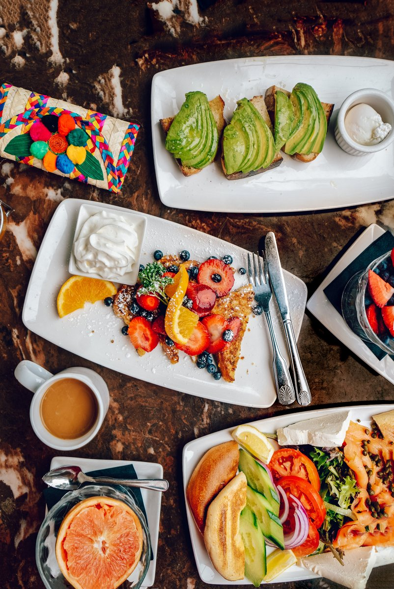 A10) Next week is the 1st Annual Carmel Culinary Week, so if all of the delicious food weve talked about makes you want to taste more, come to Carmel for a week of culinary events and special Prixe Fixe menus! 🍽️ bit.ly/CBTSCulinaryWe… #DreamEats #FoodTravelChat #VisitCarmel