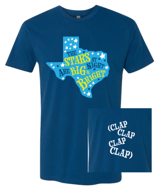 🎉🎉$10 Shirt FLASH SALE!!!🎉🎉 'Stars at Night are Big and Bright' While supplies last. ampeduplearning.com/stars-at-night…