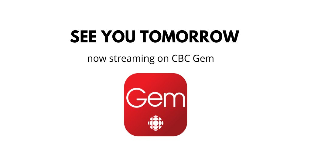 Our #shortfilm #SeeYouTomorrow, directed by @KatarzynaK and featuring Justin Hay and myself, is now streaming on @CBC  You can view it here: https://bit.ly/2uQw9mJ  #CBC #CBCgem #indiefilm #torontofilm #canadianfilm #actorslife #SuicidePrevention #PTSDpic.twitter.com/rCQCEx3AQP