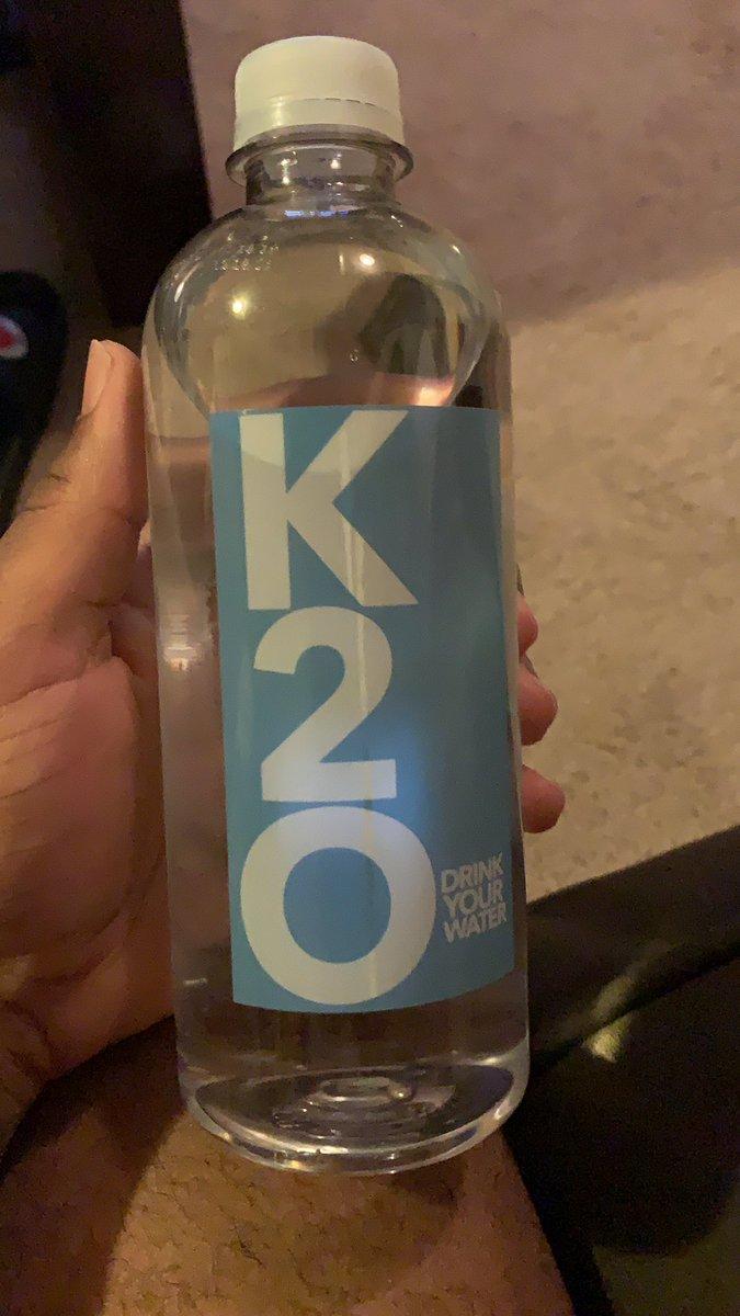 We drinkin #K2O all 2020! @iamdjkid
