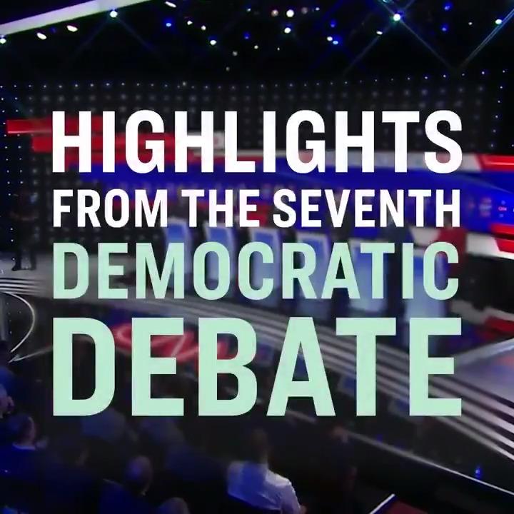 @ewarren's photo on #demdebate