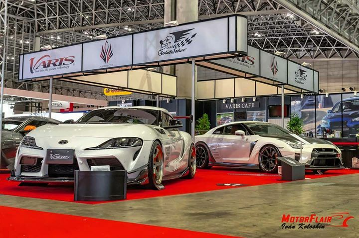 MotorFlair Year in and year out @varis_japan deliver an impressive lineup to #tokyoautosalon. #tas2020 was no exception  #nissan #gtr #r35 #toyota #supra #nissangtr #grsupra #a90supra #customcar #build #jdm #bodykit #varis #carbonfiber #sportscar #carshow #japanmade #craftsm…pic.twitter.com/LsVBdub8sO
