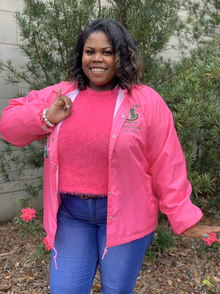 Happy Founders' Day to the OH SO PRETTY Ladies of Alpha Kappa Alpha Sorority Inc. ! Also a special shout out to my OH SO LOVELY Lambda Kappa Sisters ! #J15 #FirstFoundersDay #AKA112