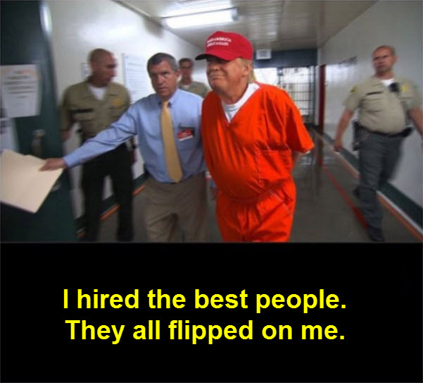 37 indicted 6 plea deals all connected to the #PutinsBitch 5 sentenced to prison  #FakePresident hires the best people  No need to force #LevParnas to talk. He's flipping on everyone. #RobertHyde, next stop jail.  #Impeach #MoscowMitch #IMPOTUS #PutinsGOP #ImpeachmentHearing