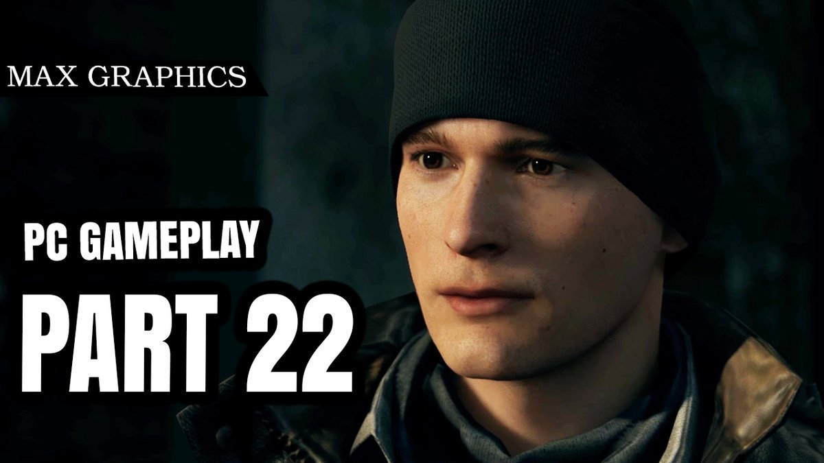 Detroit Become Human PC Walkthrough Gameplay Part 22  https://youtu.be/VjENKeUj8Us   Checkout the video guys and don't forget to SUBSCRIBE.  #detroitbecomehuman #DetroitBecomeHumanPC #detroit #detroitbecomehumangameplay #gamingchannel #youtubegamingchannel #gamingchannels #gamingpic.twitter.com/pJnnE1mYAm