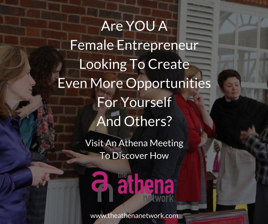 The Athena Network St Albans :: Open For Business - https://t.co/qkyGgZKWD1 https://t.co/AH7ksl9WEM