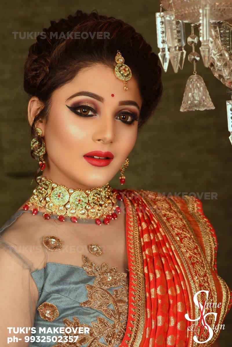 Season Wedding Royal look Reception... For this type of special makeup Contact : 9932502357 / 9433249526....#shinensign #makeupartist #indianbride #BridalMakeupKolkata #BengaliBridal…pic.twitter.com/sbk97rMJ12