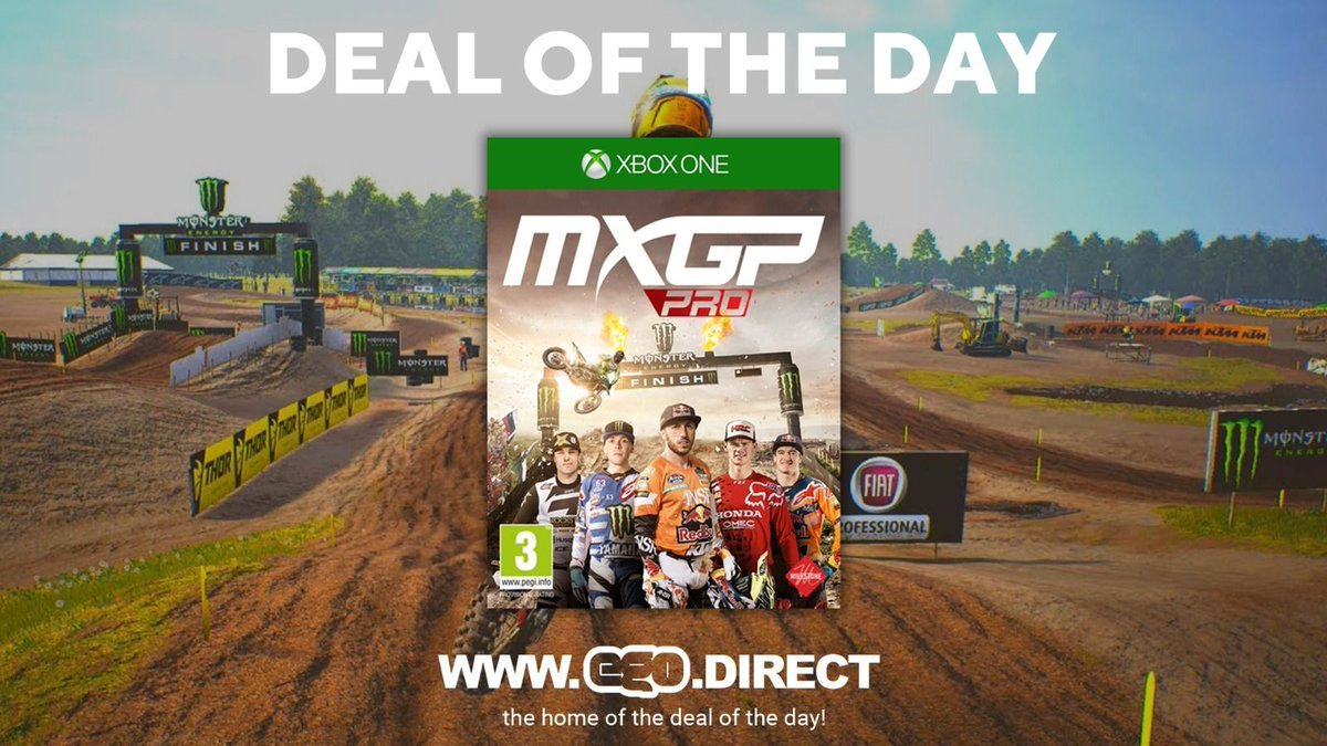 Configure your race bike using real values and metrics. https://ego.direct/products/mxgp-pro-xbox-one… #DealOfTheDay #Deal #MXGP #Xbox #RaceBike pic.twitter.com/q2wDmrRcZM