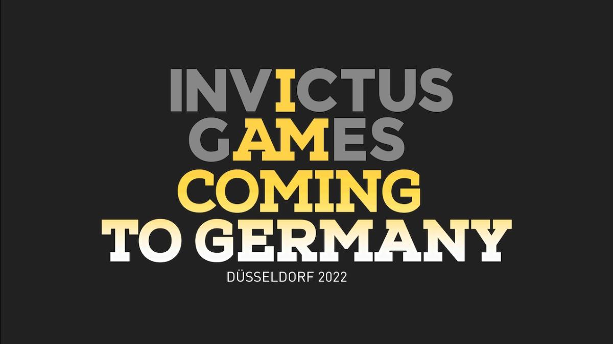 #InvictusGames