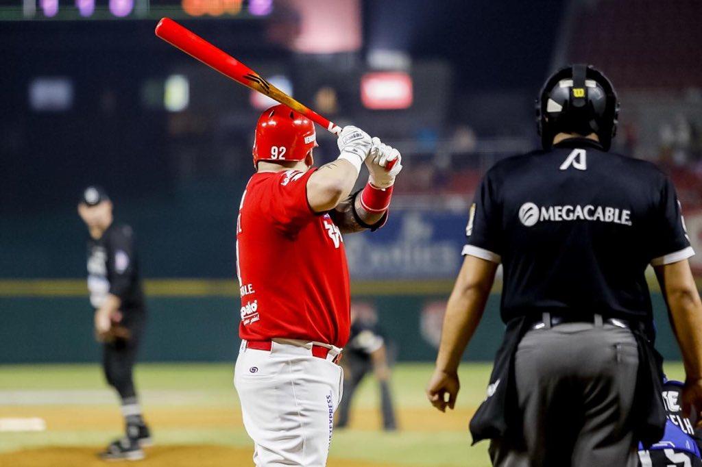 Ricky Álvarez inició la ofensiva en el triunfo de Venados.