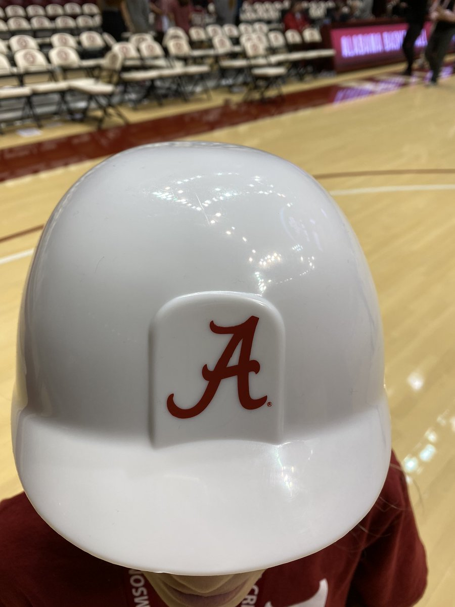 Thank you to our fans and especially the students. Coleman was absolutely electric. #RollTide #HardHat