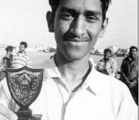 "indianhistorypics on Twitter: ""1994 :: Young Cricketer Mahendra ..."