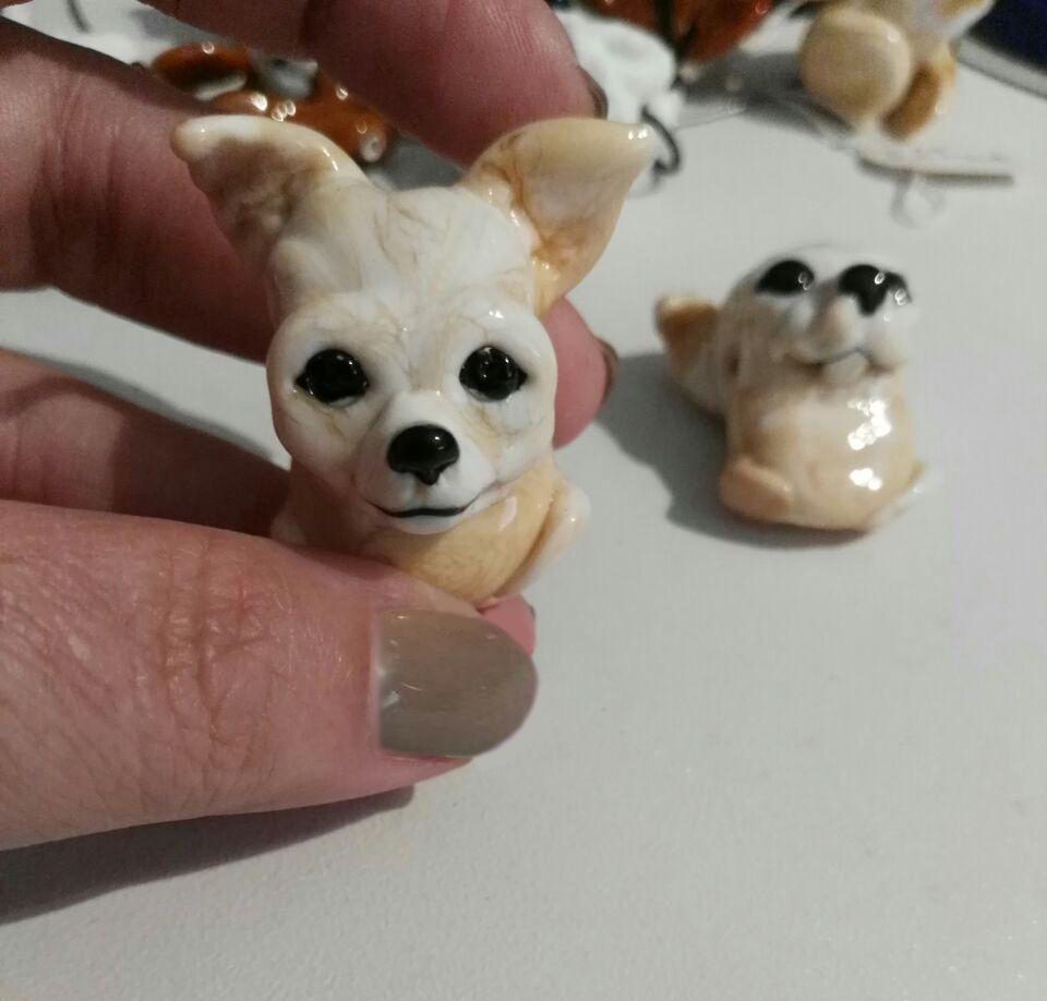 Did I mention I ? So much so that I dedicated a whole #Dog Section made by hand in #MuranoGlass! If you have a particular request for a #DogGlass Creation, just send me a DM or an email at info@alessiafuga.com!  #alessiafuga #venice #muranoglass #glassart #dogs #petportrait pic.twitter.com/tFMJ1Y5VeK