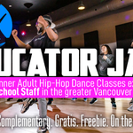 Image for the Tweet beginning: FREE Dance classes for School
