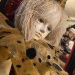 Image for the Tweet beginning: #コルメキッサよりお知らせ 山吉由利子さんの30年以上前のお人形が来てくれました。 状態もとても良く、大切にされてきたのがわかります。山吉さんに許可も戴いているとの事です。セカンドオーナーを探させていただきます。 #コルメキッサ #山吉由利子 #バトンタッチ #セカンドオーナー #創作人形