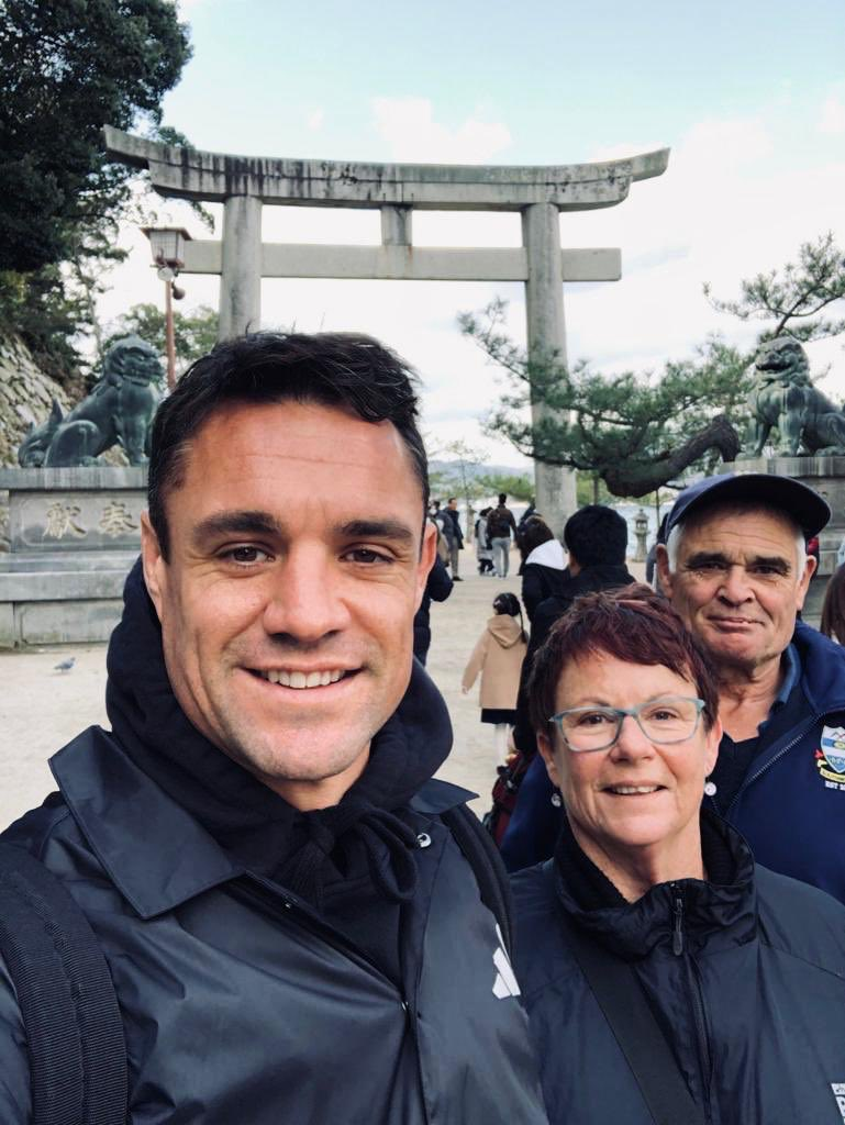 So great to have the parents visiting me out in Japan over the past couple days
