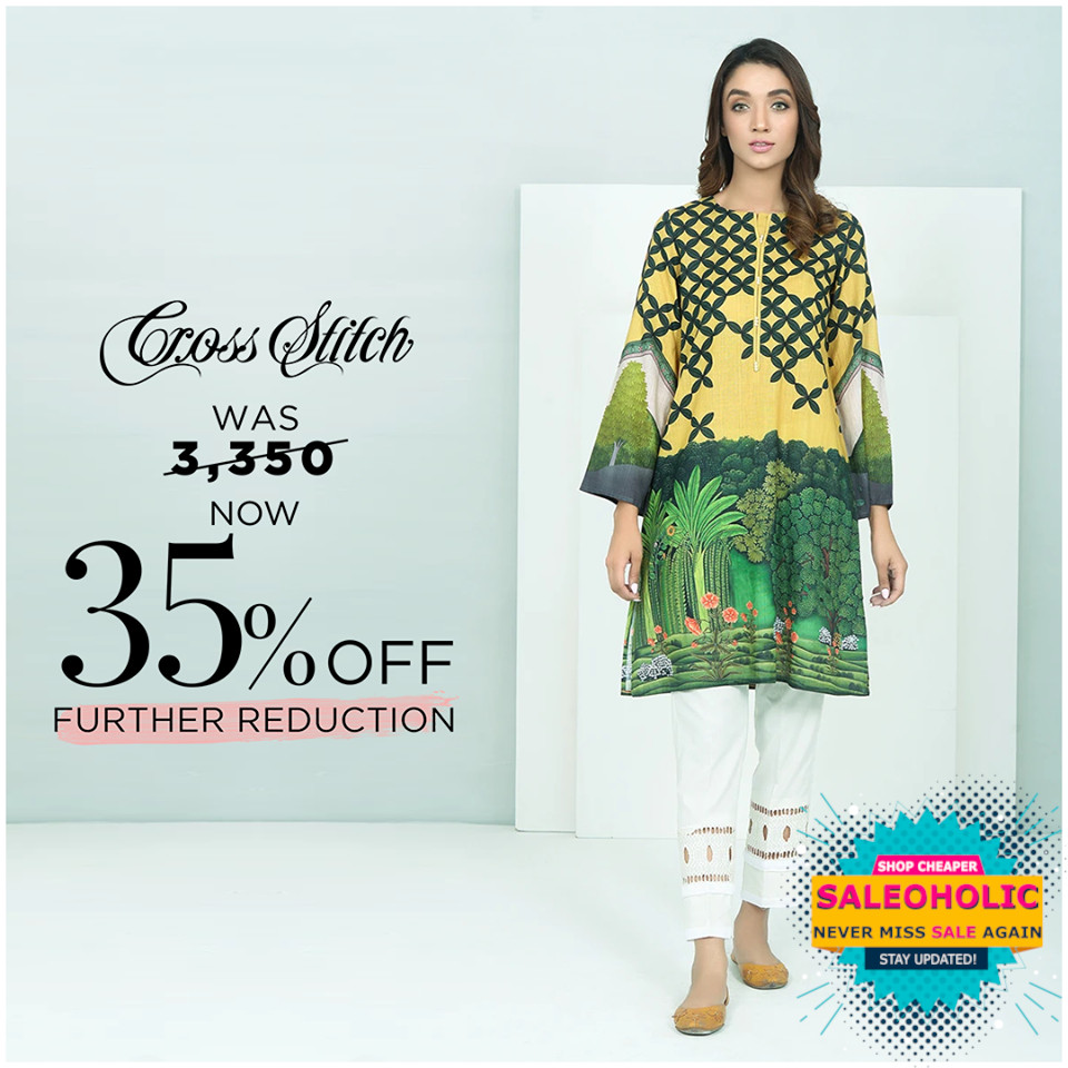 New Markdowns Alert✨ We've reduced our prices even further! Shop your faves at:  #CrossStitchWinter #CrossStitchPK #Sale #WinterClearanceSale #saleoholic #saleoholicdiscount #saloholicupdate #summersale #shoppinglover #wintersale #saleonNOW #brandedclothes
