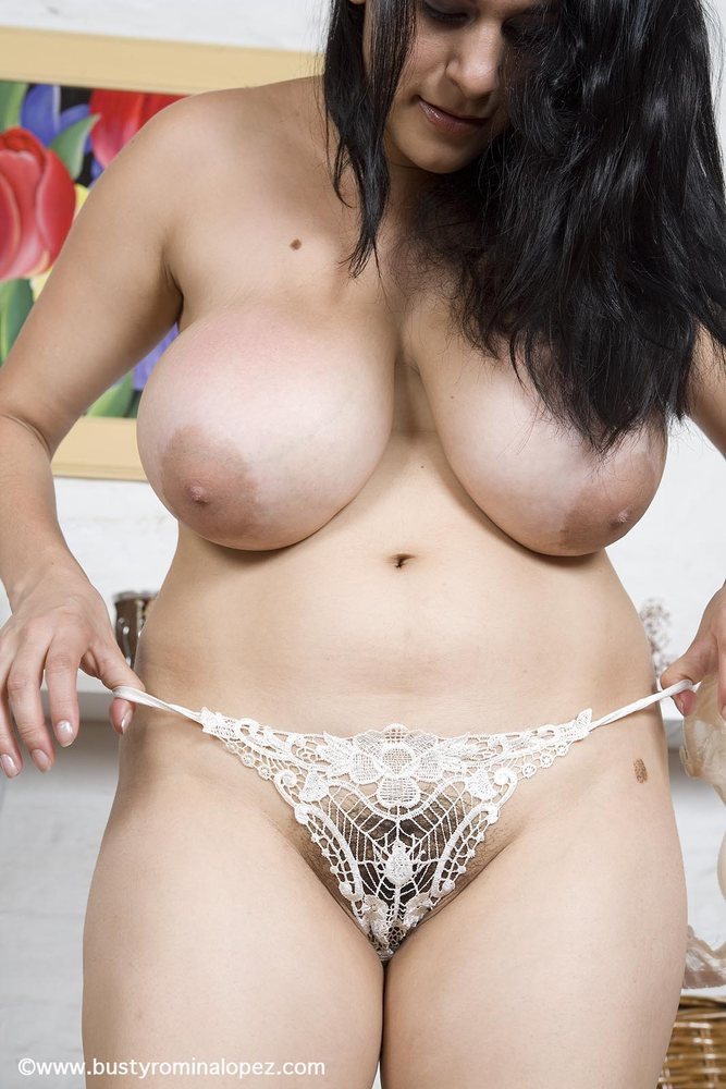 Busty romina lopez favourite toy