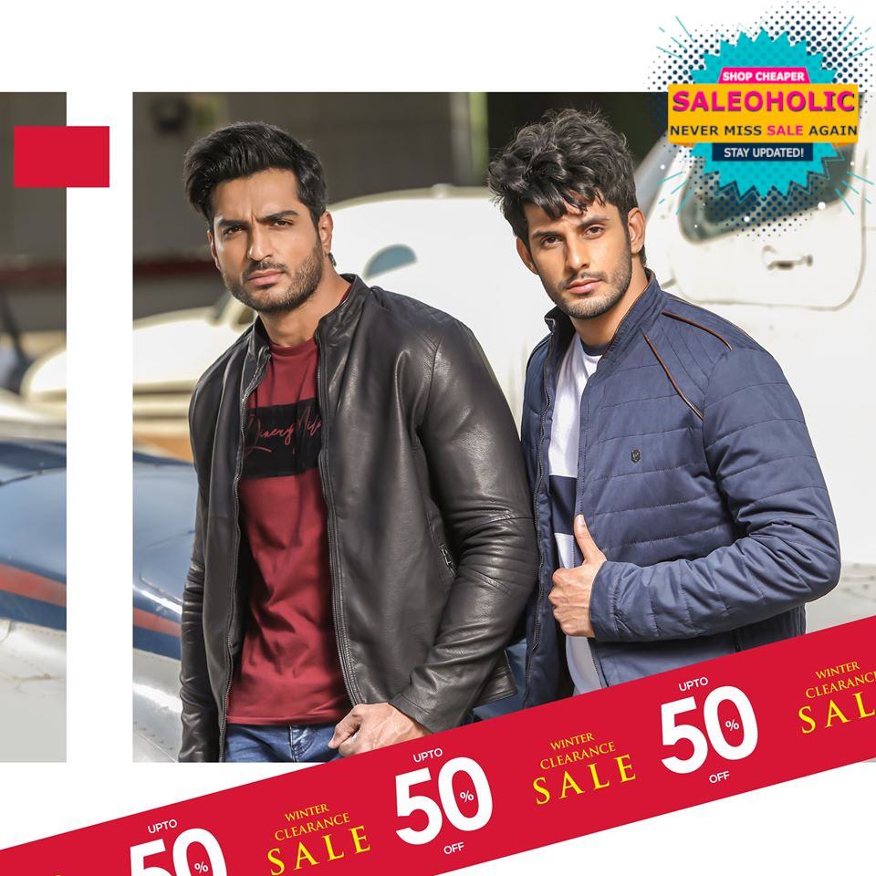 Be stylish and graceful by getting upto 50% off on entire collection of Men, Women, Kids, and Footwear at Diners Stores Nationwide. Visit our nearby Store Or Shop Online. #Diners #saleoholic #saleoholicdiscount #saloholicupdate #summersale #shoppinglover #wintersale  #saleonNOW