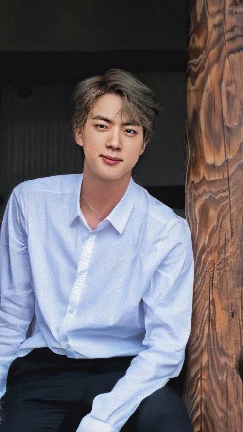 Slow On Twitter Bts Ot7 Rm Kim Namjoon Joon Jin Kim Seokjin V Kim Taehyung Tae Lockscreen Wallpaper