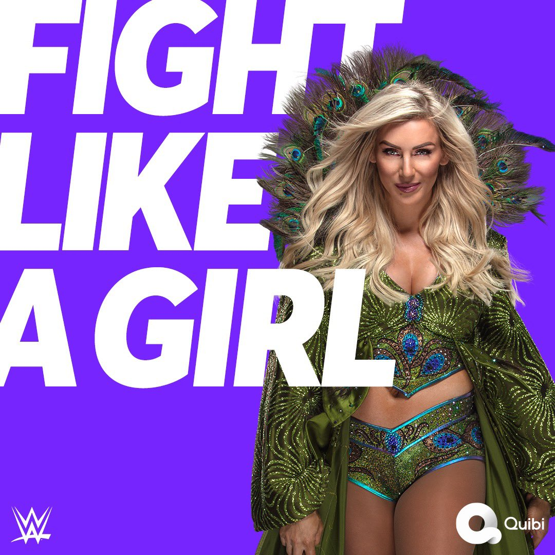 Create a legacy. Make your mark. #FightLikeAGirl. See how we're changing the world on @Quibi, launching April 6, 2020.