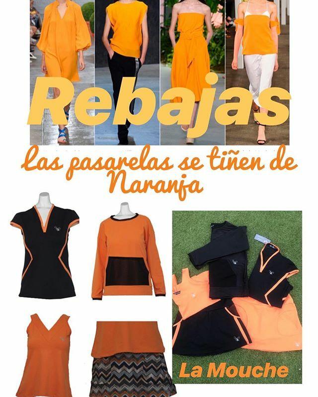 Atrévete con el naranja,concíbalo como quieras blanco , negro o solo naranja. Ahora en La Mouche aprovecha las rebajas. http://www.lamouchepadel.com  #lamouche #naranja #rebajas #ofertas #faldas #camisetas #sudaderas #padelgirls #padelfemenino https://ift.tt/384d3YKpic.twitter.com/aZJcsi5fIk