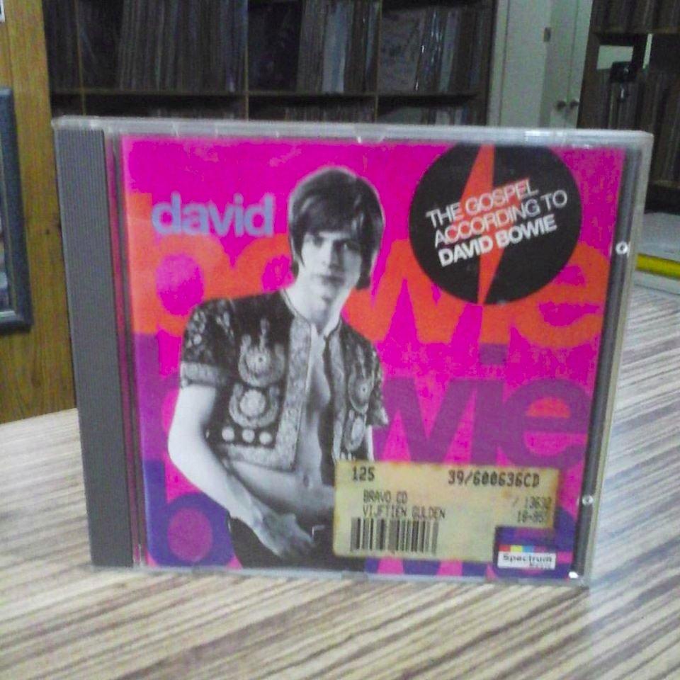 David Bowie - The Gospel According #cd #cdcollection #cdcollector #cdcollections #cdcollectors #decca #sebopic.twitter.com/u7FjuWJuCz