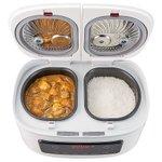 ご飯とカレーが同じ鍋で作れる!?自動で楽チン鍋登場