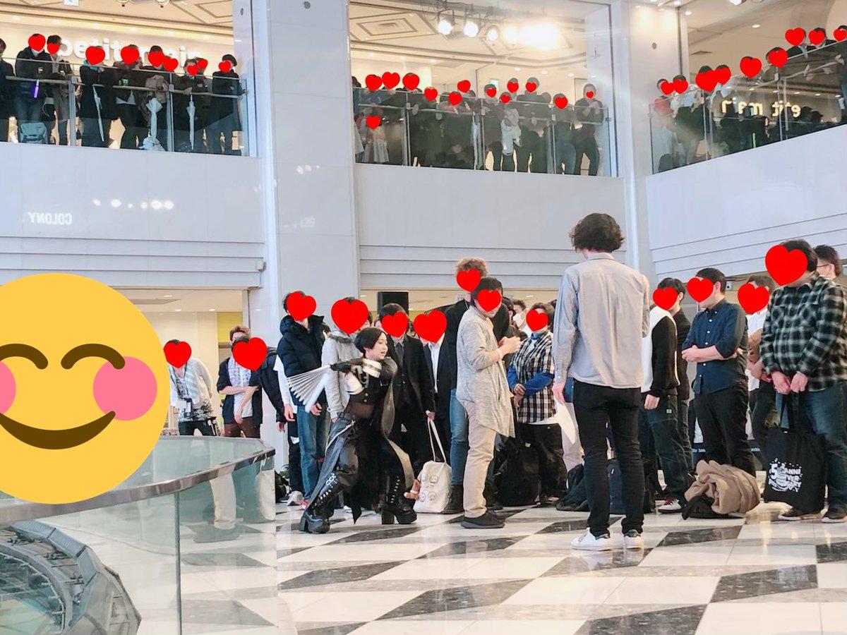 人気声優の悠木碧さん、イベントでファンのお尻をハリセンで叩きまくる!