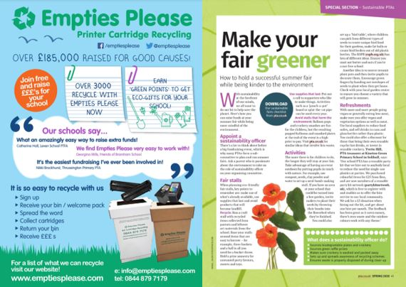 Want to know how to hold a successful #summerfair while being kinder to the environment? See our new article which details just this… With @Natures_Voice @partykitnetwork @emptiesplease https://tinyurl.com/GreenerFairspic.twitter.com/550xjdc2Zn