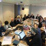 Délégation départementale @FEHAPBretagne qui rassemble les gestionnaires d'établissements sanitaires et médico-sociaux privés solidaires du 35 au sein la maison Saint Michel de @villeliffre