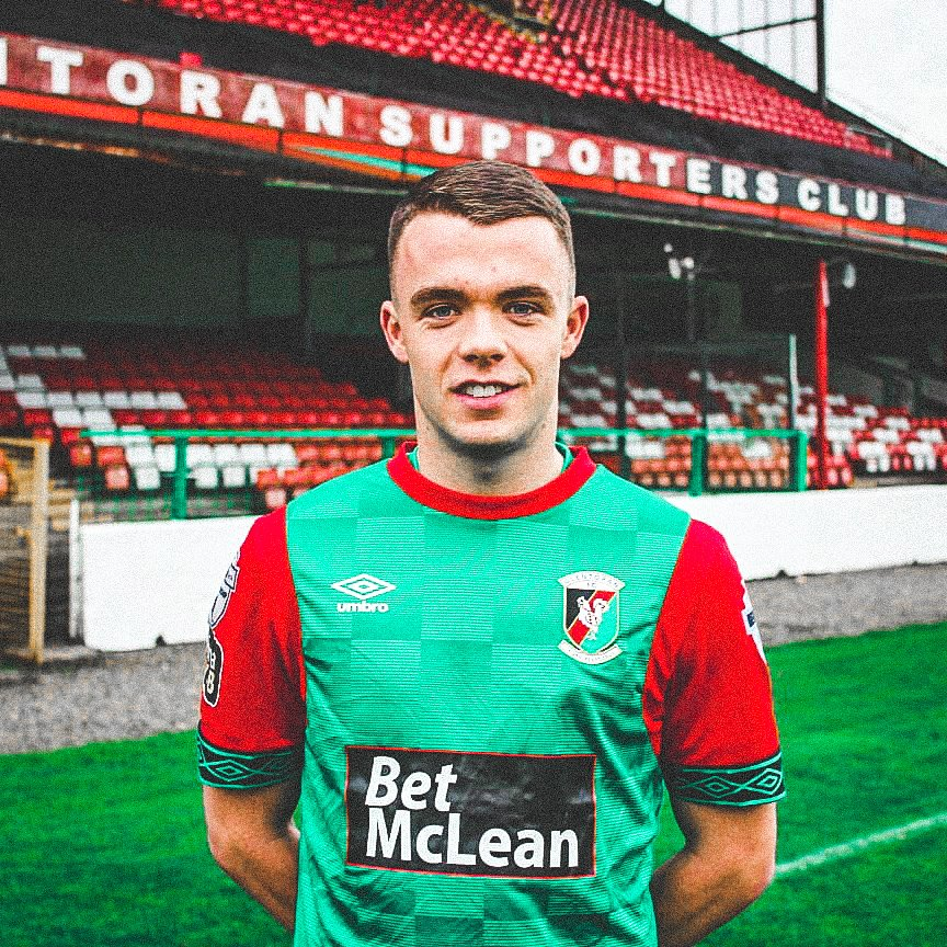 Making the Glens tick   Cricky Gallagher has enjoyed some good moments so far in the beating heart of our midfield.  We can't wait to watch him progress over the coming weeks, months and years! #TimeToClimb pic.twitter.com/7PJRjueQ6N