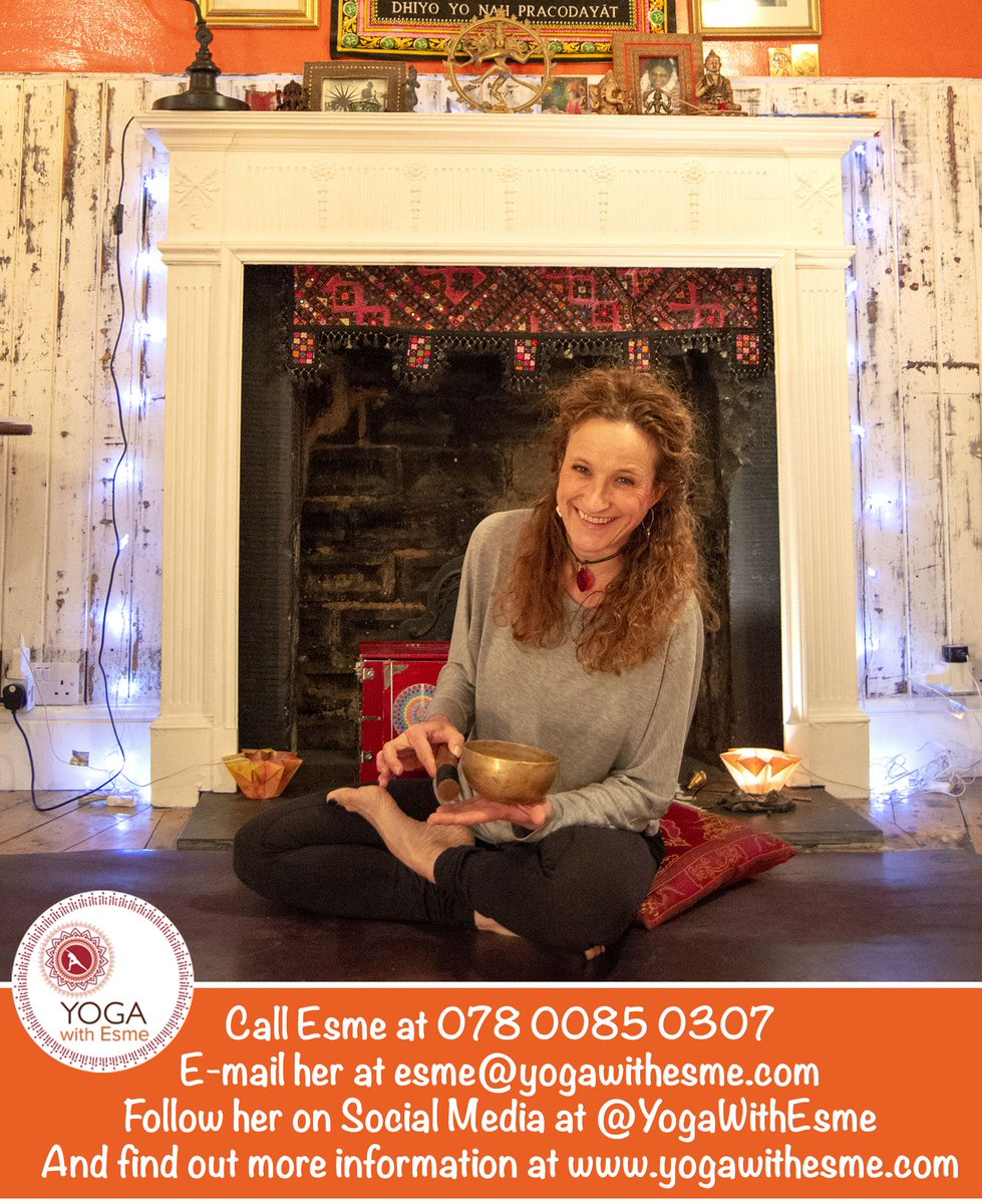 To book yourself into an #Edinburgh based class or a private session, for more information or just to talk #Yoga, get in touch with Esme!   esme@yogawithesme.com  078 0085 0307 @YogaWithEsme  https://buff.ly/2I0WWD9 ⠀ #Vinyasa #BeginnersYoga #YinYoga #Reikipic.twitter.com/uIzRIc3F1M