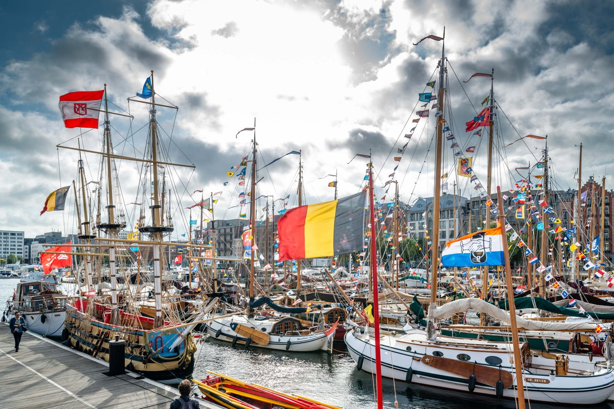 Oostende Voor Anker - Ostende à l'ancre (OVA 2019) - Page 2 EOZRvWdX4AEFVWW