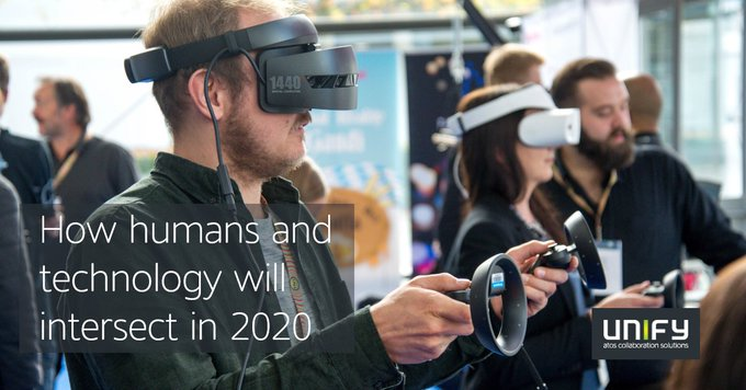 The #IoT, #AI, software #bots and #augmented and mixed reality will combine to create...