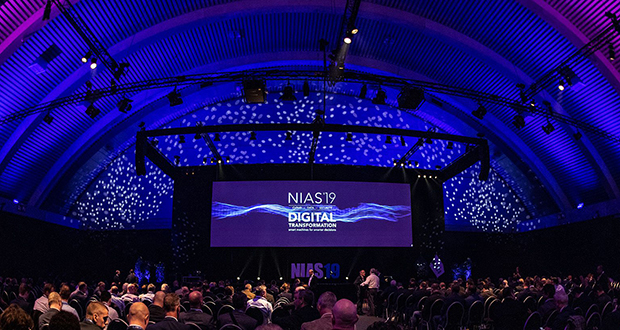 NATO's largest cybersecurity conference, held in Mons, Belgium, needed a screen management system that was powerful in terms of inputs, outputs and layers but also reliable and stable. http://ow.ly/Zcuh50xW4Ar #NATO #Cybersecurity #AVsolutions pic.twitter.com/aXMCjdtwR2