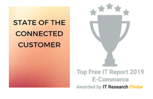 "@salesforce wins top report award for ""State of the Connected Customer"" - https://itresearchfinder.com/catalog/report/state-of-the-online-and-ecommerce-customer … Congratulations! #ecommerce #ResearchHighligh @SalesforceNewspic.twitter.com/LkYK4pZ9MN"